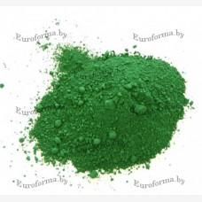 Пигментный краситель железоокисный зеленый
