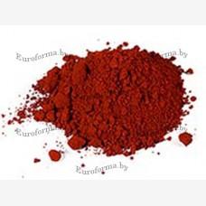 Пигментный краситель железоокисный красный