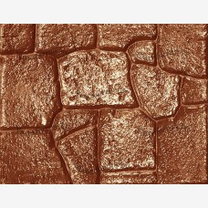 """Полиуретановый штамп для отделки штукатурки, бетона """"Брусчатка"""""""