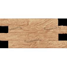 """Полиуретановый штамп для отделки штукатурки, бетона """"Кирпич древесный"""""""