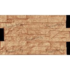 """Полиуретановый штамп для отделки штукатурки, бетона """"Мраморная груда"""""""