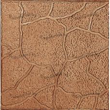 """Полиуретановый штамп для отделки штукатурки, бетона """"Черепашка"""""""