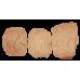 """Полиуретановый штамп для отделки штукатурки, бетона """"Штукатурка №2"""""""