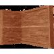 """Гибкая полиуретановая форма  для изготовления цельных угловых элементов декоративного камня """"Сланец выветренный""""."""